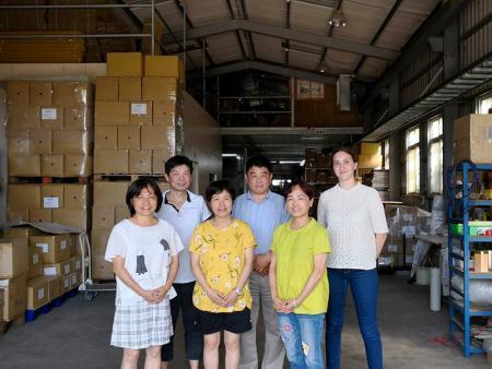 Équipe de travail GH Plastic