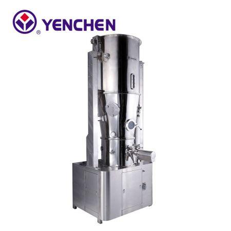 複合式流動層乾燥機 - 複合式流動層乾燥機 Complex Fluid Bed Dryer