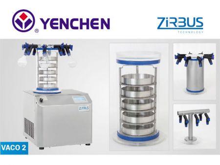 Laboratory Freeze Dryer - Laboratory Freeze Dryer