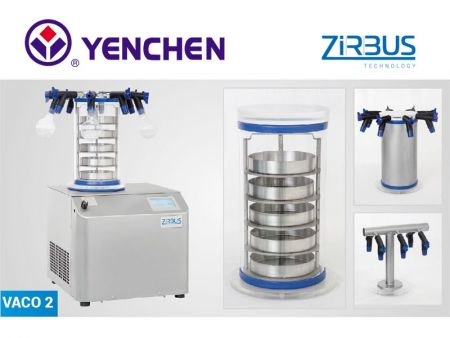 Laboratory Freeze Dryer - Laboratory Freeze Dryer