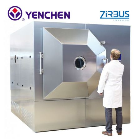 冷冻干燥机生产机型 - Freeze Dryers Production Units