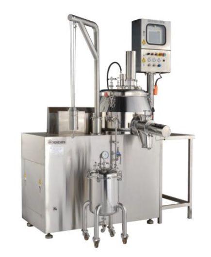 高剪切造粒機的九個重要操作參數 - High Shear Granulator