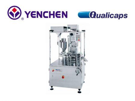 Capsule Filling Machine With Auger - Capsule Filling Machine With Auger