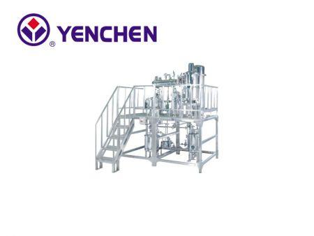 Extraction Equipment Agitating Type
