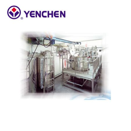Máquina de extracción