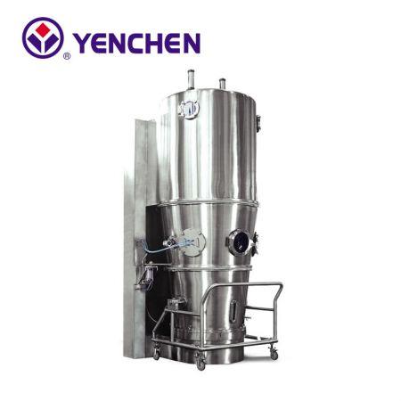 流動床乾燥/造粒/ペレットコーティング機(二重振動) - 流動床乾燥機/造粒機/コーター