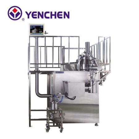 High Shear Mixer | Pharmaceutical Machine Supply | Sold in