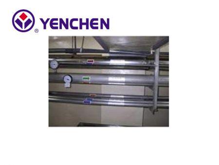 純水管路 (制程管路、衛生管路)