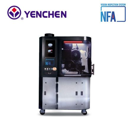 Automatic Tablet & Capsule Inspection Machine