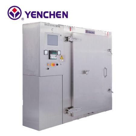 透氣式乾燥機 - 透氣式乾燥機 Single Pass Dryer, Though Circulation Dryer