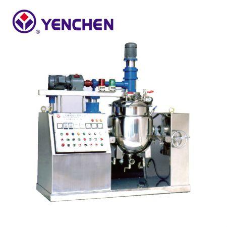 Vacuum Homogenous Mixer