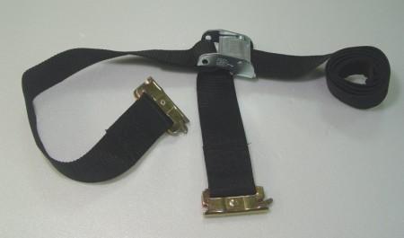 E Track Fitting Cam Strap Tie Down - 2_inch_tie_down_strap
