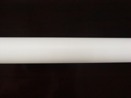 Coating Curtain Rod in Satin White - coating_curtain_rod_in_satin_white