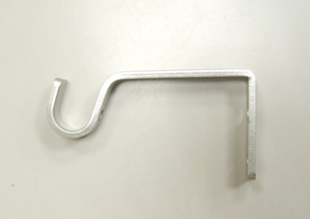 Fixed Curtain Bracket for Curtain Rod - metal_fixed_curtain_bracket_for_curtain_rod