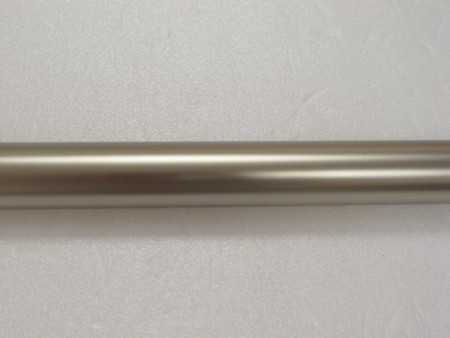 Satin Nickel Curtain Rod - curtain_rod_in_matte_nickel_finish