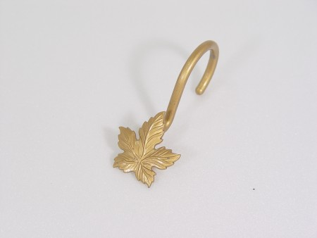 Maple Leaf Curtain Hook - maple_leaf_curtain_hook