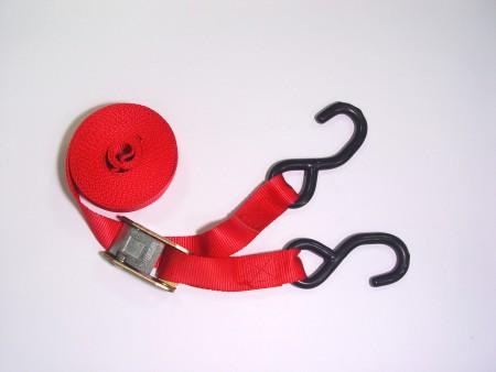 Tali pengikat dengan S Hooks - tie_down_strap