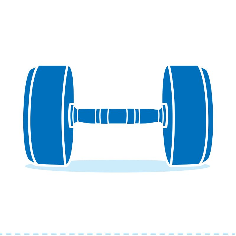 Gym & Commercial Dumbbell
