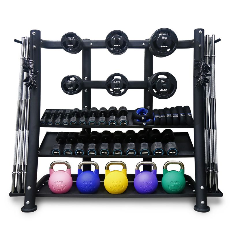 Multi Rack-S1 - Multi Weight Storage Rack