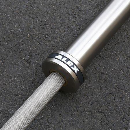 X2 Bar - 194,000PSI Chrome Hybrid Bar