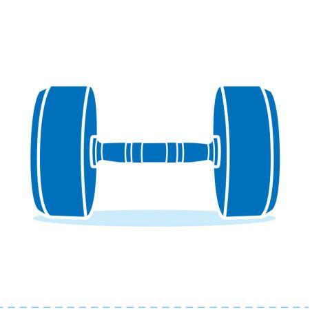 Gym & Commercial Dumbbell - Gym & Commercial Dumbbell