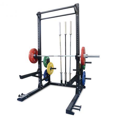 Hybrid Rack - commercial squat rack