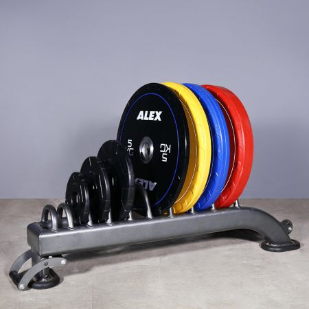 Plate Rack - Bumper Plate Rack