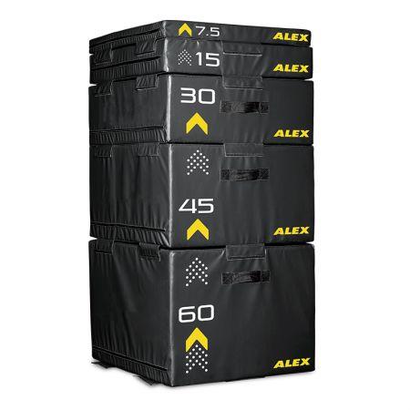 Soft Plyo-box Set - Soft Plyo-box Set