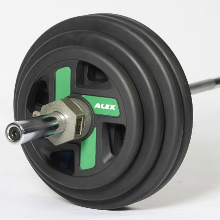 Quad Spoke-C1 - TPU Plate