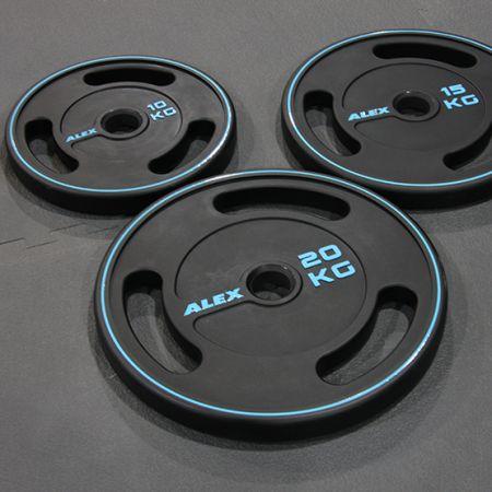 Tri Spoke-C1 - ALEX 3 Holes CPU Plate