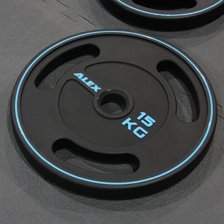 ALEX 3 Holes CPU Plate 15KG