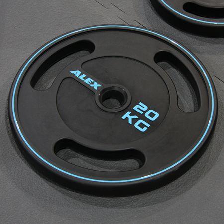 ALEX 3 Holes CPU Plate 20KG