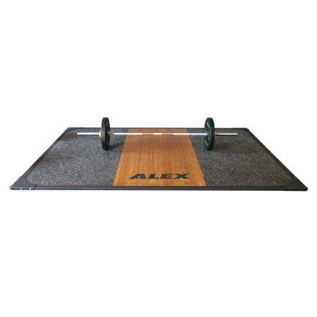 Weightlifting Platform - Weightlifting Platform