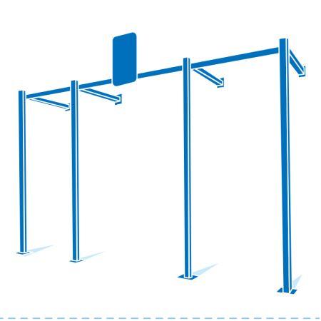 Weightlifting Rack - Weightlifting Rack