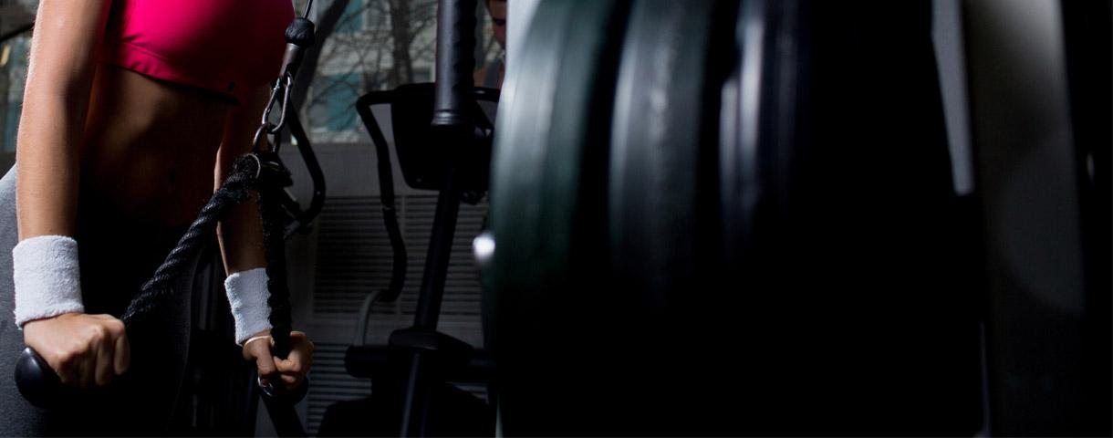 อุปกรณ์ออกกำลังกาย โททัล โซลูชั่น