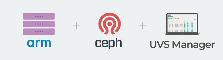 Mars 400 Ceph Appliance Untuk Perlindungan Data Penyimpanan Perusahaan