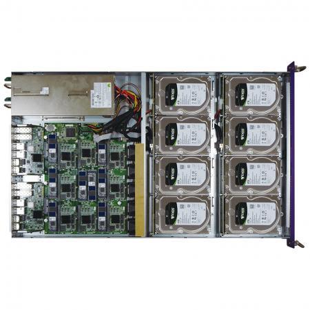 Sistema de gestión de video con Ceph en Arm establecido micro-server