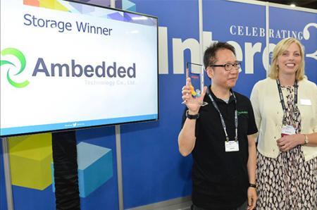 Ambedded Mars 200 Ceph appliance best of Interop storage winner