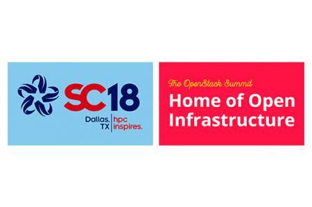 Événement intégré en 2018_OpenStack Summit Berlin et Supercomputing Dallas