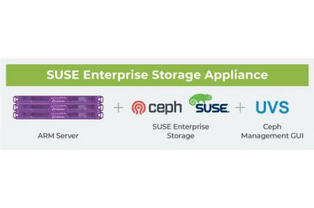 Ambedded and SUSE partner to deliver Arm based SUSE Enterprise Storage appliance
