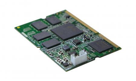 64 bits ARM microserver, Cuatro núcleos con 1,2 GHz