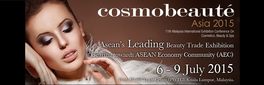 Cosmobeaute Malaysia 2015