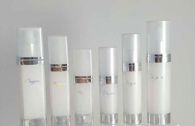 Imballaggio senz'aria cosmetico