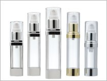 Airless Cosmetic Packaging All Shapes - Cosmetic Airless Shape