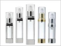 Cosmético sin aire Envase Todas las formas - Forma cosmética sin aire