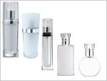 Confezione di flaconi cosmetici Tutte le capacità - Capacità flaconi cosmetici