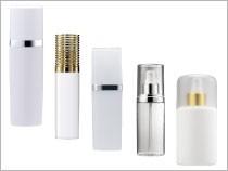 Botella cosmética Envase Todos los materiales - Material de botellas cosméticas