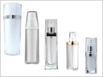 Botella cosmética Envase Todas las formas - Forma de botellas cosméticas