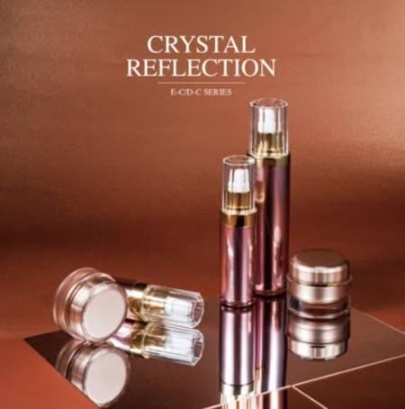 Reflejo de cristal línea - Reflejo de cristal