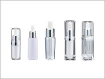Dropper Cosmetic Packaging All Shapes